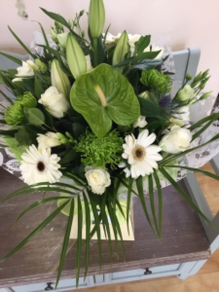 Wedding & Bridal Flowers in Aberdeen & Inverurie by Dolce