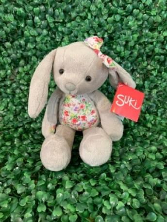 'Suki' Floral Rabbit