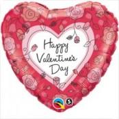 Valentines Day Balloon