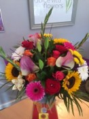 Vibrant Contemporary Bouquet